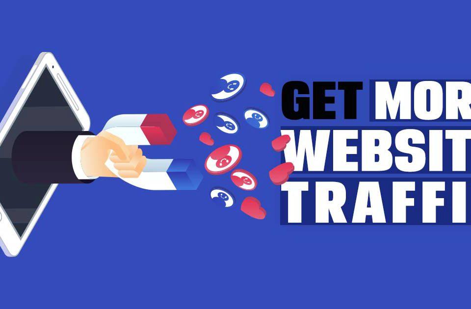 إقامة مسابقة مجانية لجذب زوار إلى موقعك
